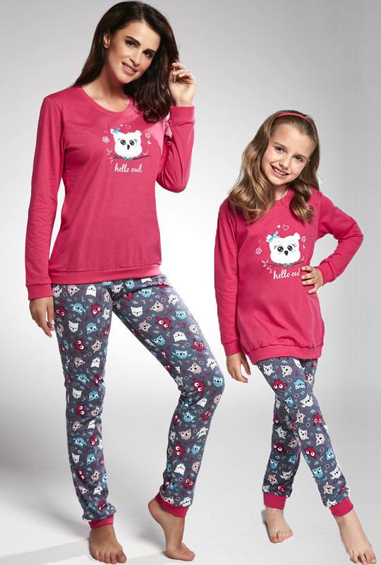 купить пижамы для всей семьи с одинаковым рисунком