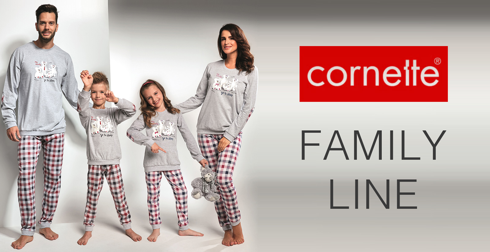Пижамы Cornette