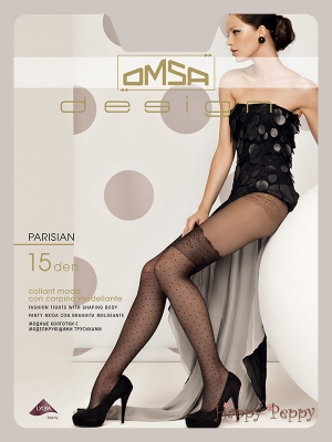 Фото Omsa Parisian 15 collant