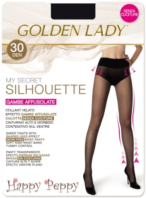 Фото Golden Lady My Secret Silhouette 30