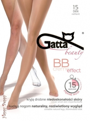 Фото Gatta BB Creme effect 15