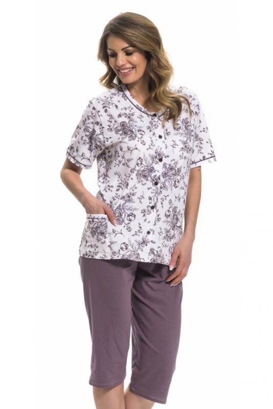 719dabc827a23 Женская пижама больших размеров Dobranocka 9231 | интернет-магазин ...