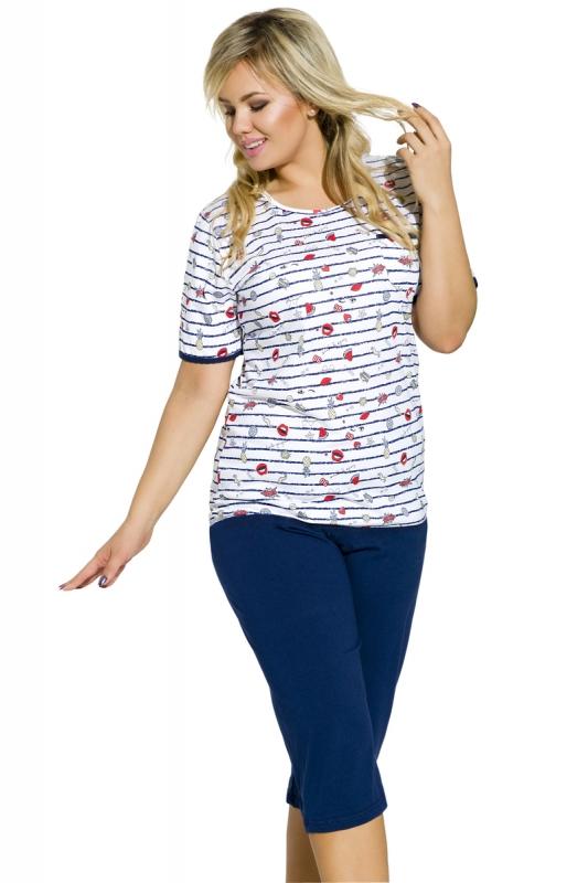 05a3506f83e64 Женская пижама больших размеров Taro Kate 2191 | интернет-магазин ...
