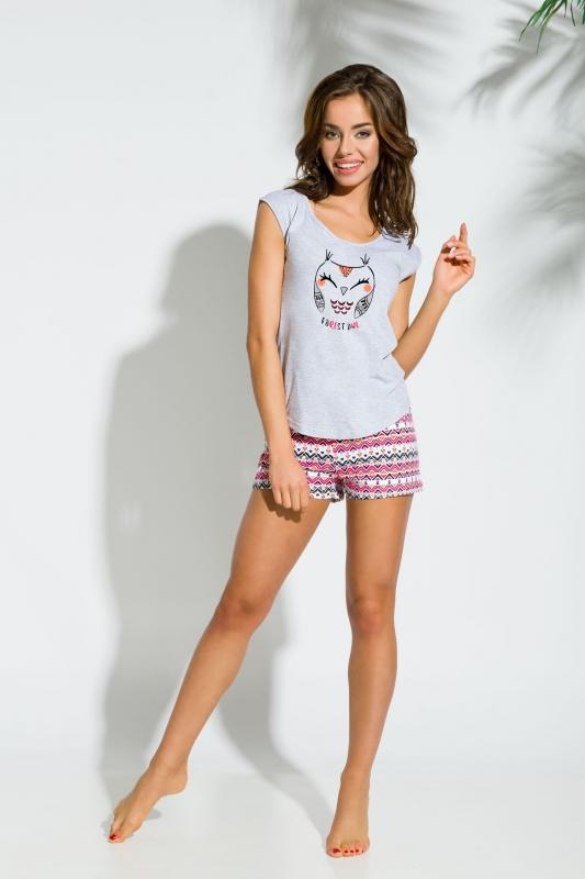 Женские пижамы с шортами