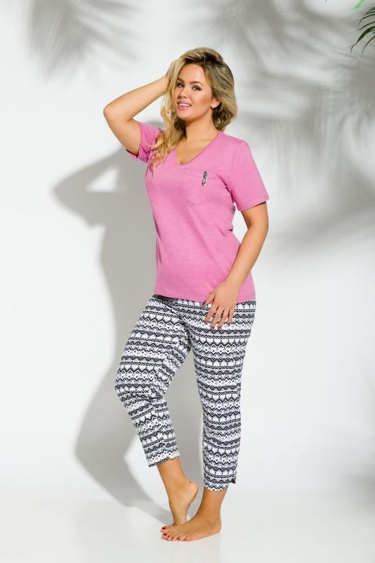 b292d6802e27e Женская пижама больших размеров Taro Etna 2192 | интернет-магазин ...