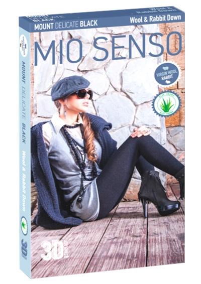 Теплые колготки Mio Senso Rabbit&Wool